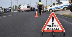 Kandıra yolunda ölümlü trafik kazası