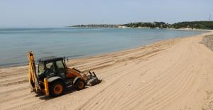 Kandıra'da Plajlar Yaza Hazırlanıyor