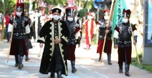 Mehteran takımı İstanbulun fethi...