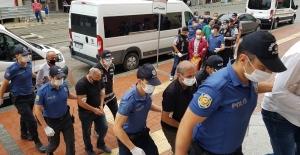 Kaçak akaryakıt operasyonu: 16 gözaltı