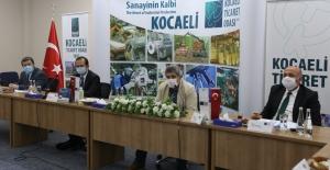 """KOTO'da 'AVM Yöneticilerinin Normalleşme Önlemleri"""" konuşuldu"""