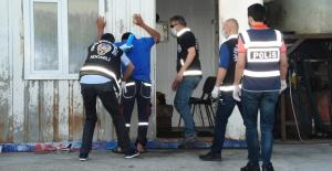 Akaryakıt hırsızlarına operasyon: 9 gözaltı