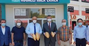 Halk Ekmek, Gölcük#039;te de başladı