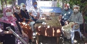 Alo Evlat Ekibi, Bayram Ziyaretinde
