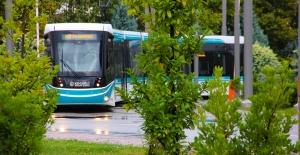284 Milyonluk Şehir Hastanesi Tramvay Hattı ihalesi yapıldı
