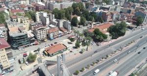 Adnan Menderes Üst Geçidi yürüyen merdiveni 10 gün kapalı