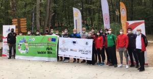Avrupa Hareketlilik Haftası'nda Farkındalık Yürüyüşü