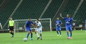 Kocaelispor sezona golsüz başladı