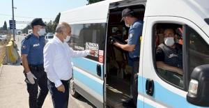 Kural ihlali yapan 193 kişiye para cezası