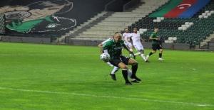 KOCAELİSPOR: 3ÇORUM FK: 0