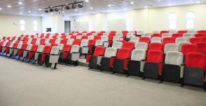 Körfez Med Marine Tuncer Şen Fen Lisesi'ne 200 kişilik konferans salonu