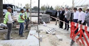 Pişmaniyeciler Meydanındaki çalışmalar 29 Ekim'de tamamlanacak