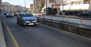 Karamürsel'de Güney Yan Yol üzerinden trafik akışı başladı