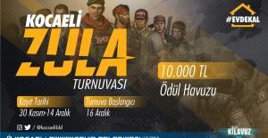 Kocaeli Zula Turnuvasıbaşlıyor