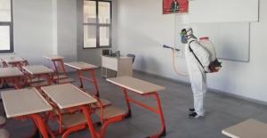Körfez'de okullar sınava hazır