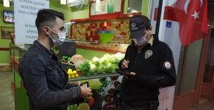 Kural ihlali yapan 295 kişiye idari para cezası