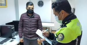 Kural ihlali yapan 319 kişiye para cezası