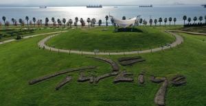 SEKA Park'a 115 bin adet lale ekildi