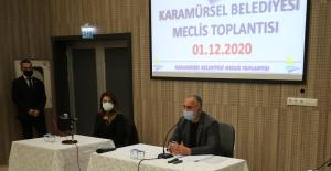 Karamürsel Belediyesi'nin aralık ayı meclis toplantısı
