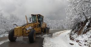 Kar timi 24 saat görev başında