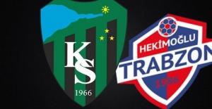 Kocaelispor 31 puanla, ligde altıncı sırada