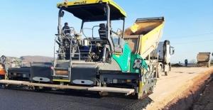 Orhaniye-Kozluca yolu asfaltlandı