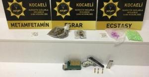 Haftalık uyuşturucu raporu: 38 operasyonda 16 kişi tutuklandı