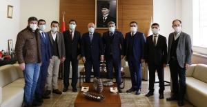 KOTO'nun Tacikistan'dan konukları vardı
