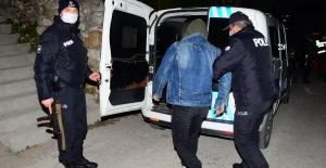 Aranan 18 kişi polise yakalandı