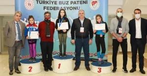 BİLNET Kocaeli, buzda Türkiye 2ncisi...