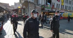 Kural ihlali yapan 841 kişiye para cezası