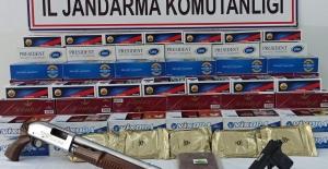 Kartepe ve İzmit'te marketlere kaçak sigara operasyonu