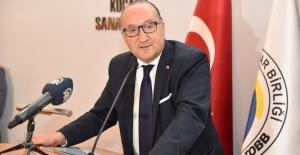 KSO Başkanı Zeytinoğlu mart ayı bütçe gerçekleşmelerini değerlendirdi