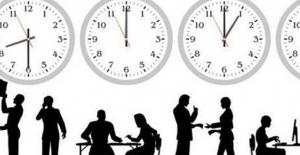 Mesai saatlerinde değişikliğe gidildi: UYGULAMA YARIN BAŞLIYOR