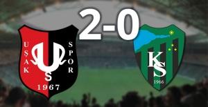 Kocaelispor'un Play-Off şansı zora girdi