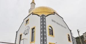 Şehit Orkun Eyice'nin ismi camiye verildi