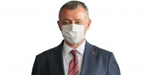 Başkan Büyükakın, 'Pandemi...