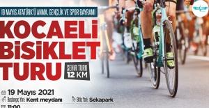 Kocaeli#039;de 19 Mayıs bisiklet...