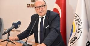 """KSO Başkanı  Zeytinoğlu:  """"İş gücüne katılımın artması memnuniyet verici"""""""