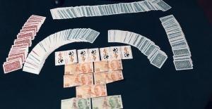 Kumar oynayan 18 kişi polise yakalandı