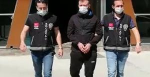 Saldırgan koca tutuklandı