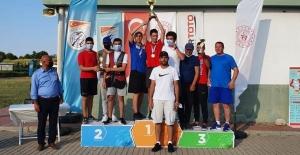 Atıcılar, Türkiye şampiyonasından  başarıyla döndü