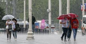 Beklenen yağışa dikkat!