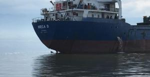 İzmit Körfezi'ni kirleten gemiye 1 milyon 301 bin TL ceza