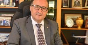"""Zeytinoğlu: """"Borçlanma azalırsa sanayiciye kredi imkanı artar"""""""