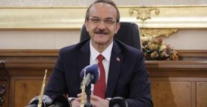 Vali Yavuz, Basın Bayramını kutladı