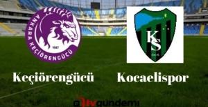 Başkentte kazanan Kocaelispor