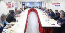 """Başkan Ellibeş: """"Milletvekillerimize haksızlık ettirmem"""""""