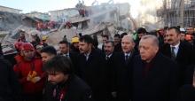 AK Parti, depremzedeleri unutmadı; Bağış Kampanyası başlattı