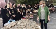 """Marmara Kadınlar Birliği'nden  geniş katılımlı """"Aşure Günü"""""""